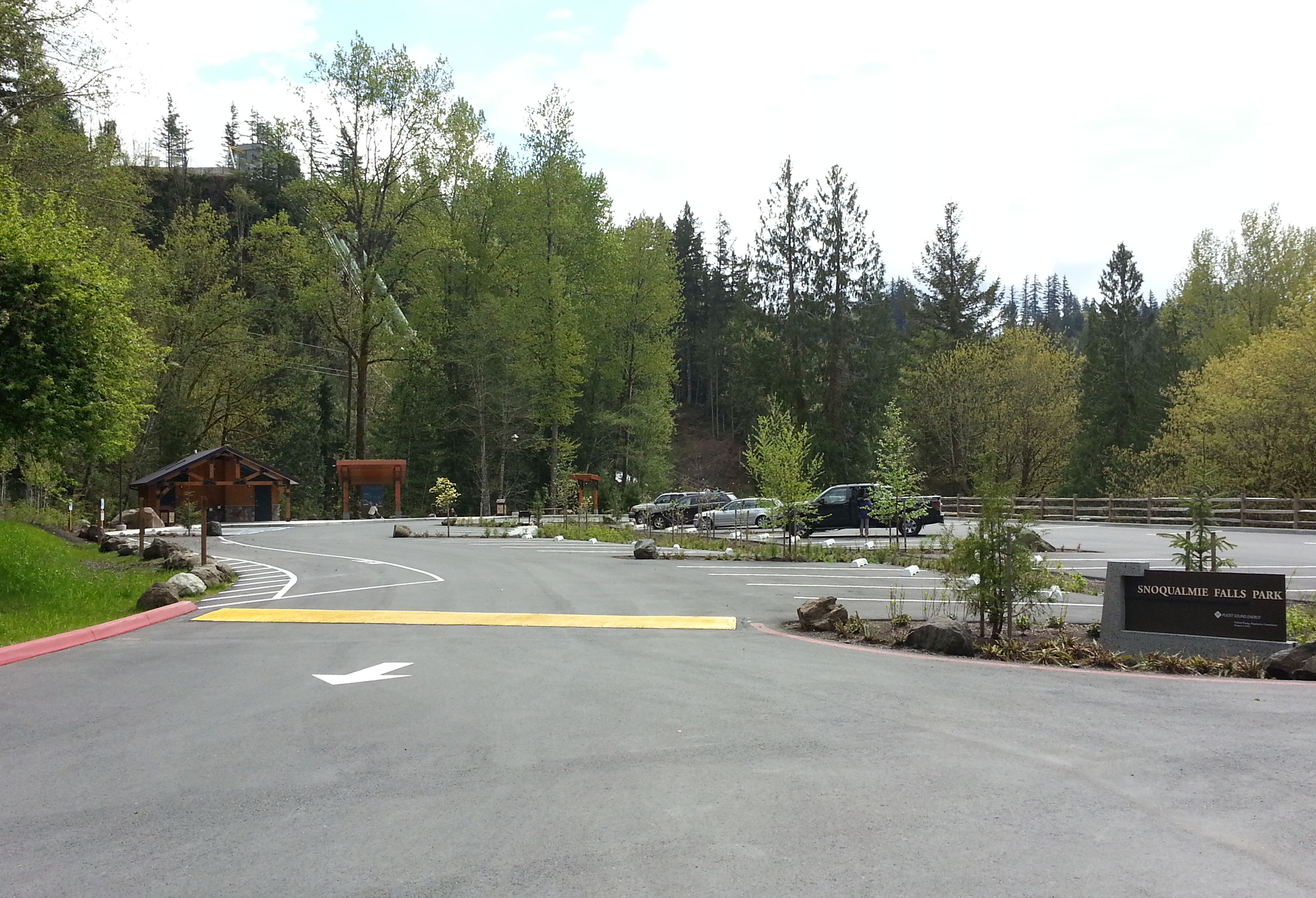 Snoqualmie Falls – Official Web Site » Lower Lot